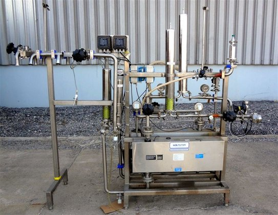 USFilter ULTRAVIOLET DISINFECTION SYSTEM, S/S