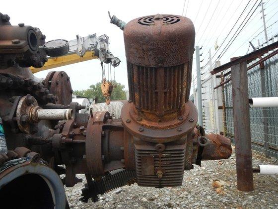 Pfaudler 10 HP AGITATOR DRIVE,