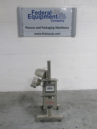 2005 Safeline Tablex METAL DETECTOR