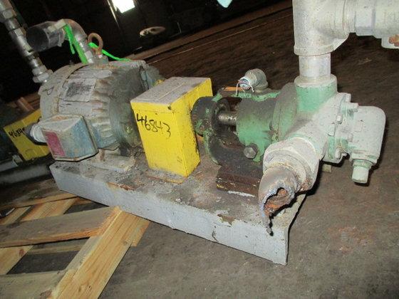 """Viking Pump 1.5"""" ROTARY GEAR"""