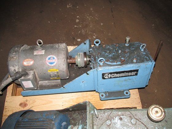 Chemineer 2 HP AGITATOR DRIVE