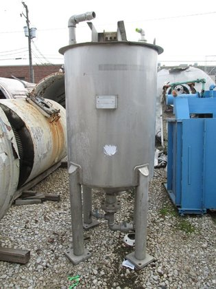 2001 Apache Stainless 200 GAL