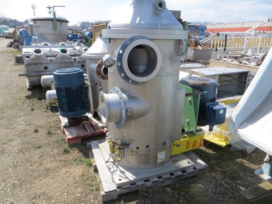 Voith VPS10 PRESSURE SCREEN in