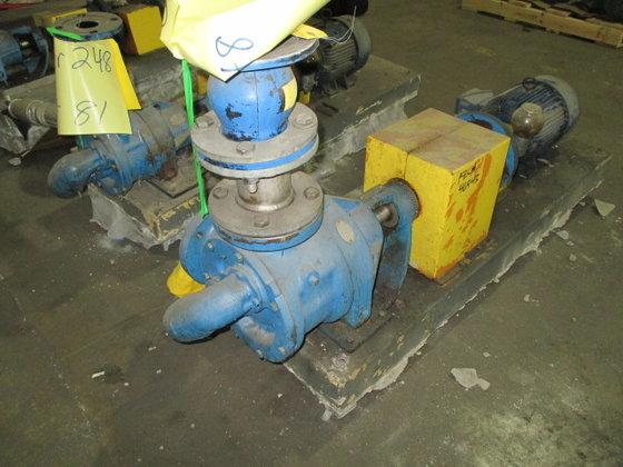"""Viking Pump 3"""" ROTARY GEAR"""