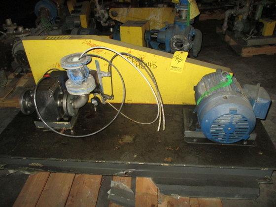 "Viking Pump 1.5"" ROTARY LOBE"