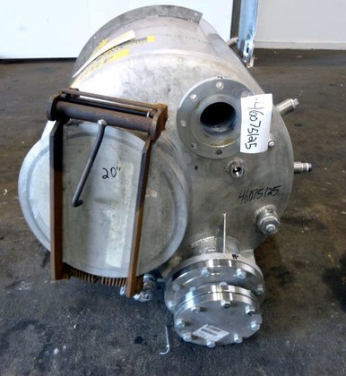 225 GAL2304 STAINLESS STEEL TANK