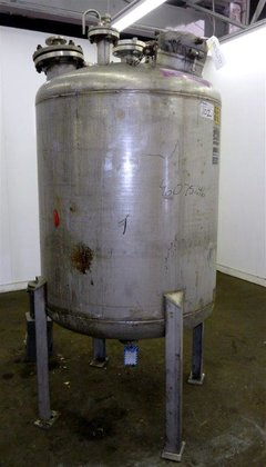 275 GAL STAINLES STEEL MIX