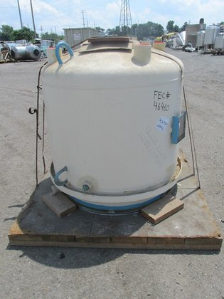 1987 Pfaudler 200 Gal Glass