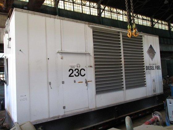 1997 Onan 1500DFMB 1500 kW