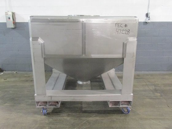 2007 TOTE Systems 64 CU