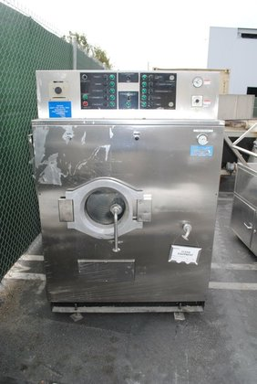 Huber WFS-G25C STOPPER WASHER, S/S