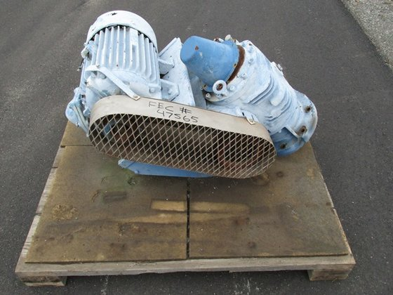 Pfaudler 15 HP AGITATOR DRIVE