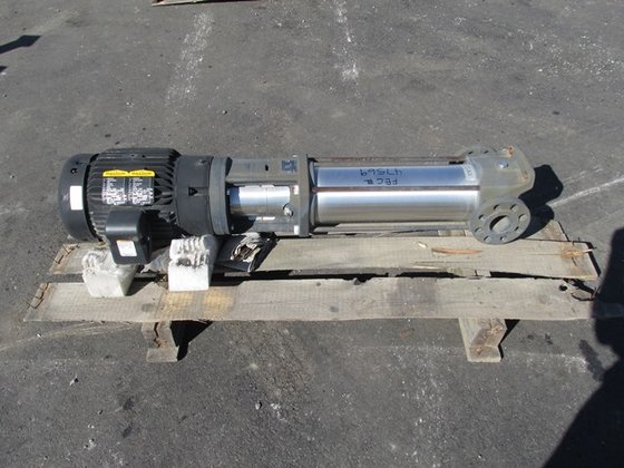 Grundfos PUMP, 15 HP in