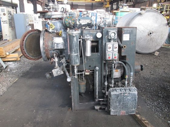 1986 Lodige-Littleford DVT 50 MIXER,
