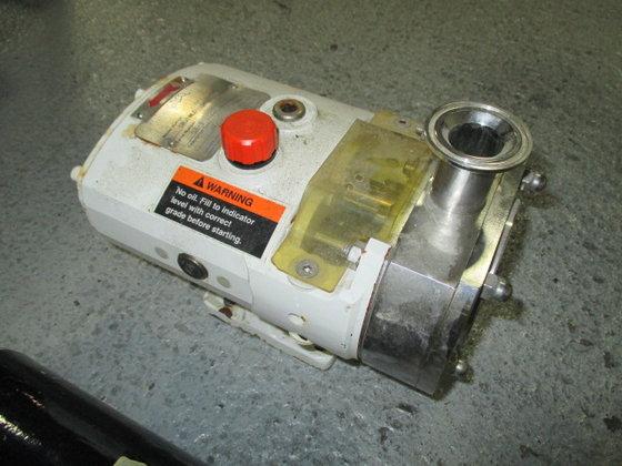 "Alfa Laval 1.5"" LOBE PUMP"