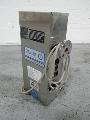Aquafine SL-10A UV DISINFECTION UNIT