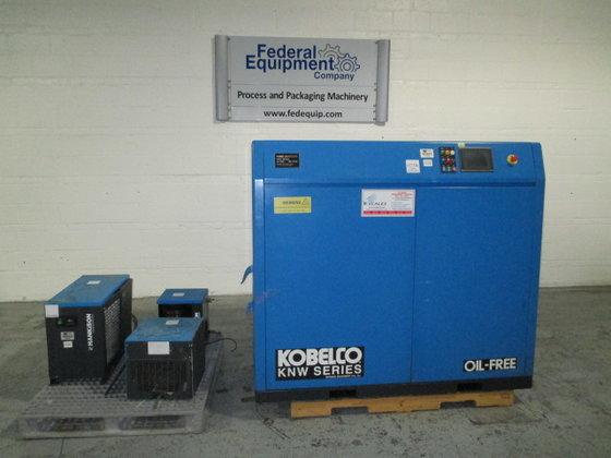 Kobelco Stewart Bolling 30 HP