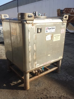 350 GAL SNYDER TOTE, 316