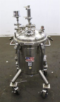 2007 Stainless Fabrication 85 LITER