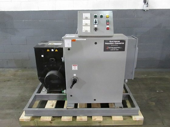 Visicomm Industries 80 KW VISICOM
