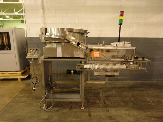 MGS SPM-100 ROTARY OUTSERTER in