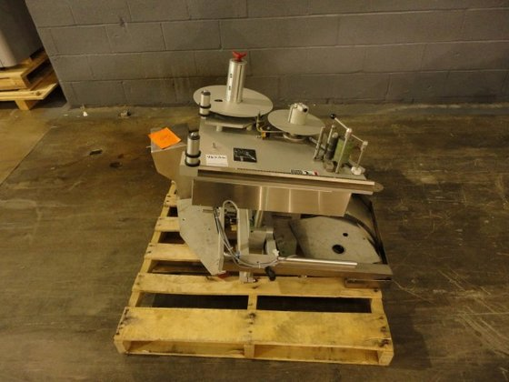 NJM/CLI SPARE LABELER HEAD in