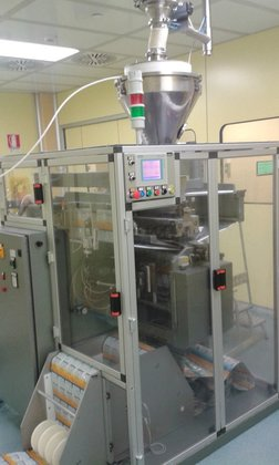 Marchesini RC600 Sachet Filler in