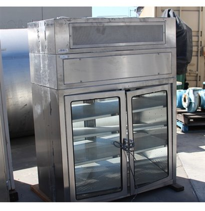"""48"""" LAMINAR FLOW DRYING OVEN,"""