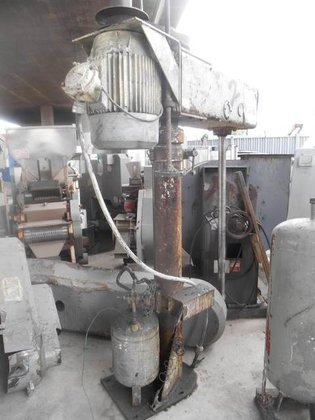 Myers 25 HP DISPERSER, S/S
