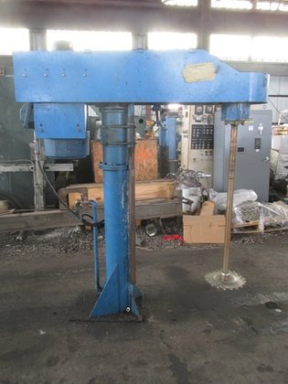 CAYUGA L7BVS19025 20 HP DISPERSER,