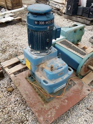 Chemineer 26TD-2 2 HP AGITATOR