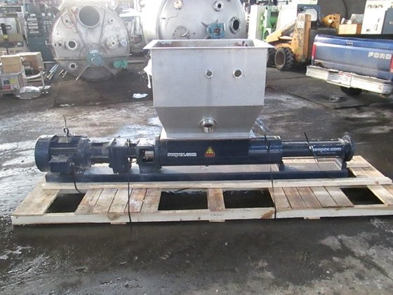"SEEPEX 5"" PROGRESSIVE CAVITY PUMP,"
