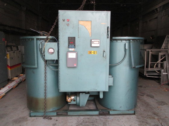 Una-Dyn DHD-60 HOPPER DRYER SYSTEM