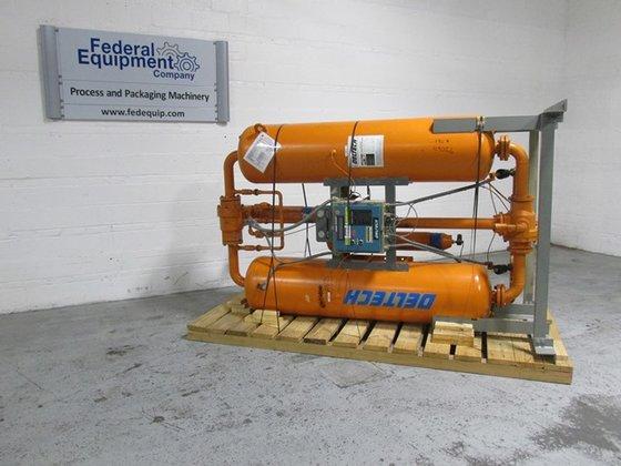 Deltech PSF1000-CFH DUAL DESICCANT AIR
