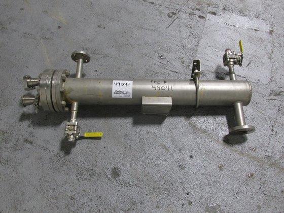 2008 Yula CV-2A-36AS HEAT EXCHANGER,