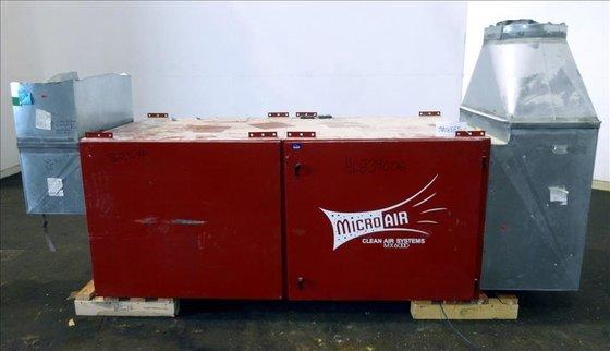 Micro Motion MX6000 AIR CLEAN
