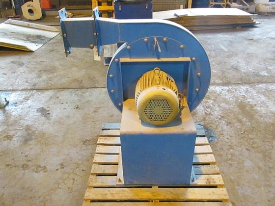 7.5 HP BLOWER in Cleveland,