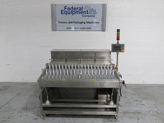 Pharmapack PSX-20 ROLL SORTING MACHINE