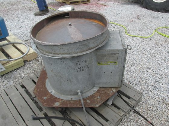 "Midwestern Industries ME24L4-4-4 24"" SCREEN,"