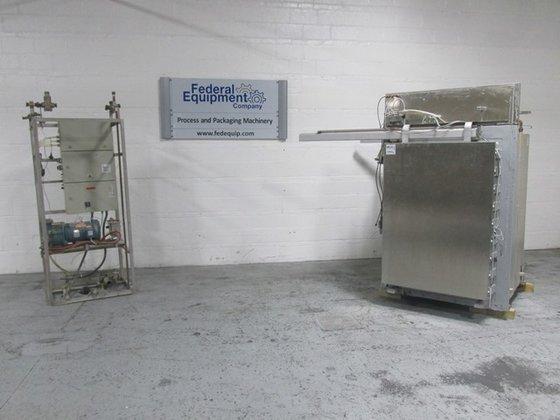 1999 Getinge 91415 Autoclave Sterilizer,