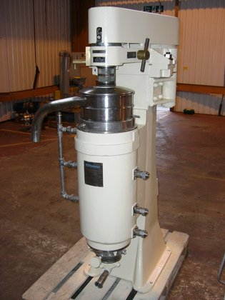 Sharples AS26/3145/10/1JY AS 26 CENTRIFUGE,