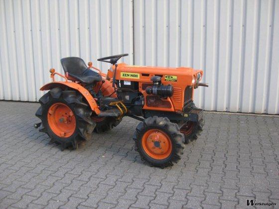 Kubota B7001 4wd In Ulicoten Netherlands