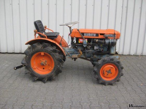 Kubota B7000 4wd In Ulicoten Netherlands