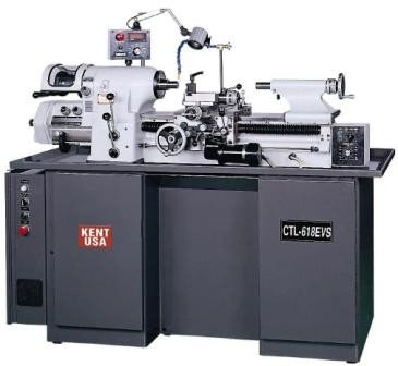 KENT PRECISION TOOLROOM LATHE 11""