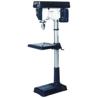"JET FLOOR DRILL PRESS 20"","