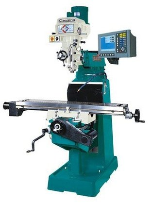 CLAUSING 3VSCNC 3-AXIS CNC KNEE