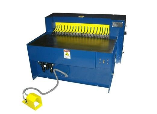 JL-36 CLEATFOLDER, PNEUMATIC POWER, 18
