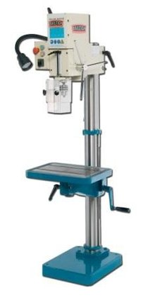 BAILEIGH DP-1000G GEAR-DRIVEN DRILL PRESS
