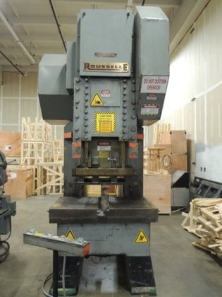 G1-150 150 Ton, ROUSELLE GEARED