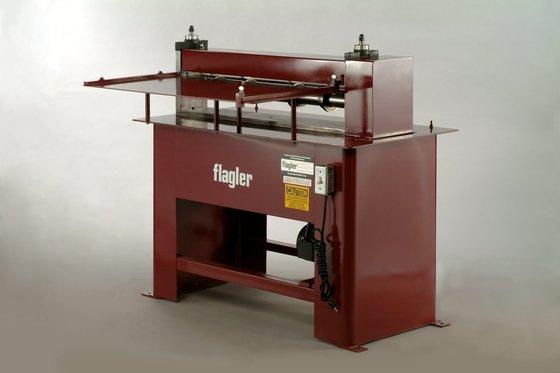 FLAGLER GS336 3' SLITTER/BEADER, 3